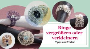 Ringe vergrößern und verkleinern