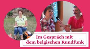 IM Gespräch mit dem belgischen Rundfunk